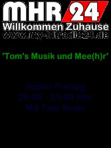 Tom's Musik und Mee(h)r