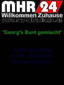 Bunt Gemischt mit Georg