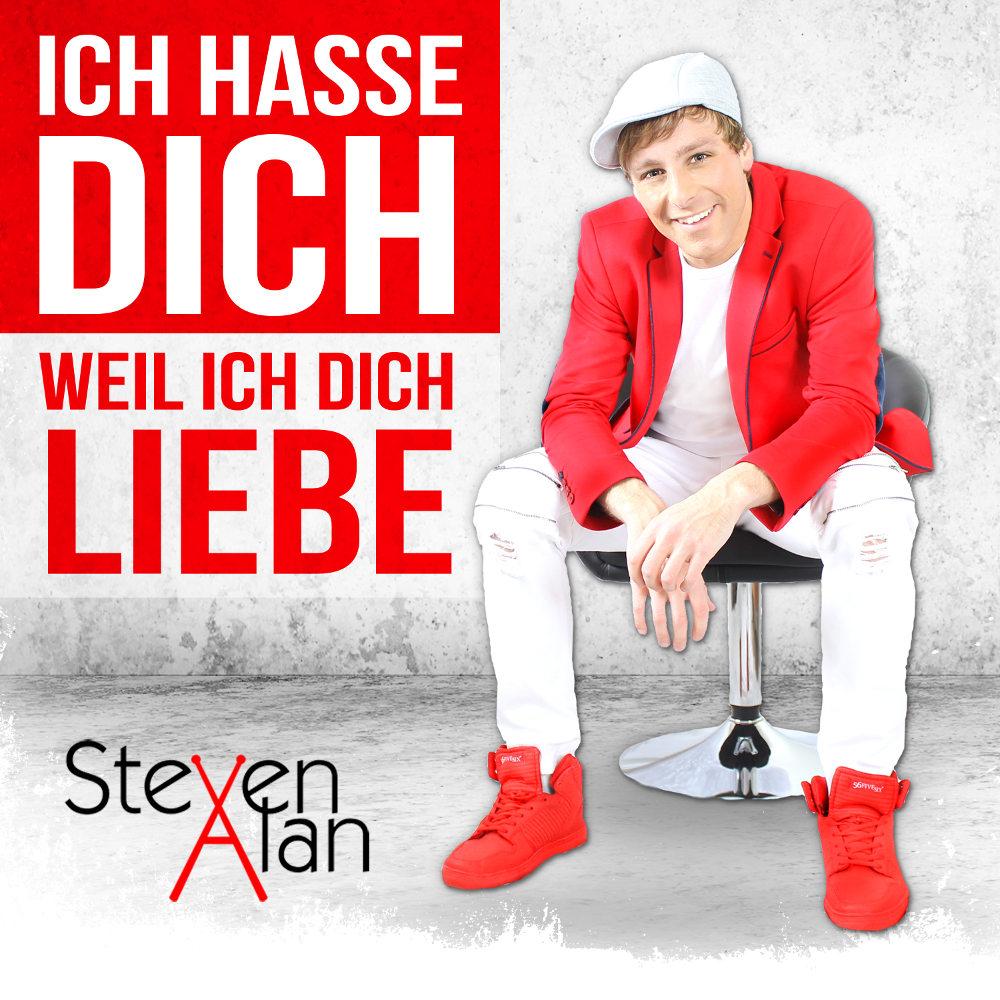 Steven Alan Ich Hasse Dich (Weil Ich Dich Liebe) - MHR24