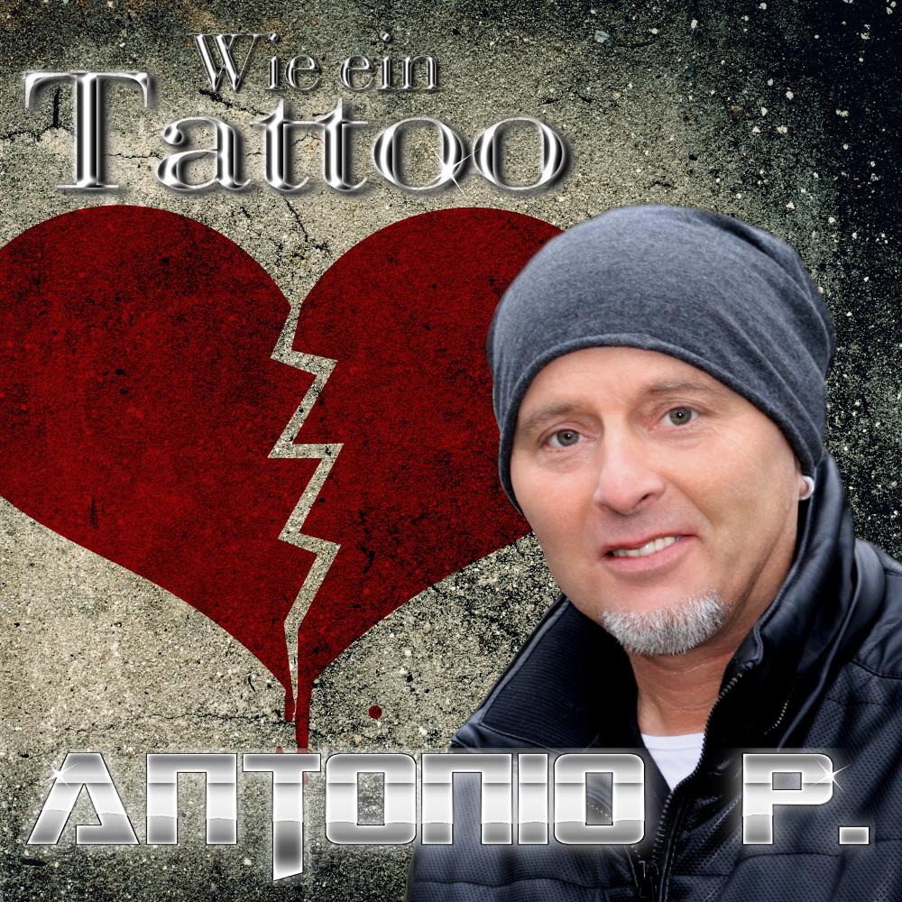 Antonio P. Wie Ein Tattoo