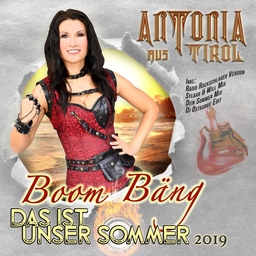 Antonia Aus Tirol Boom Bäng (Das Ist Unser Sommer) 2019