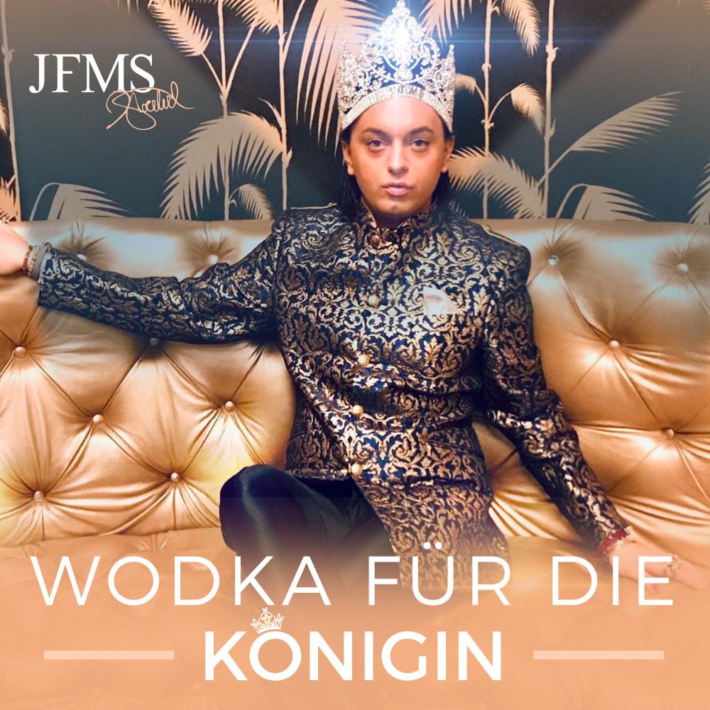Julian F. M. Stöckel Wodka Für Die Königin