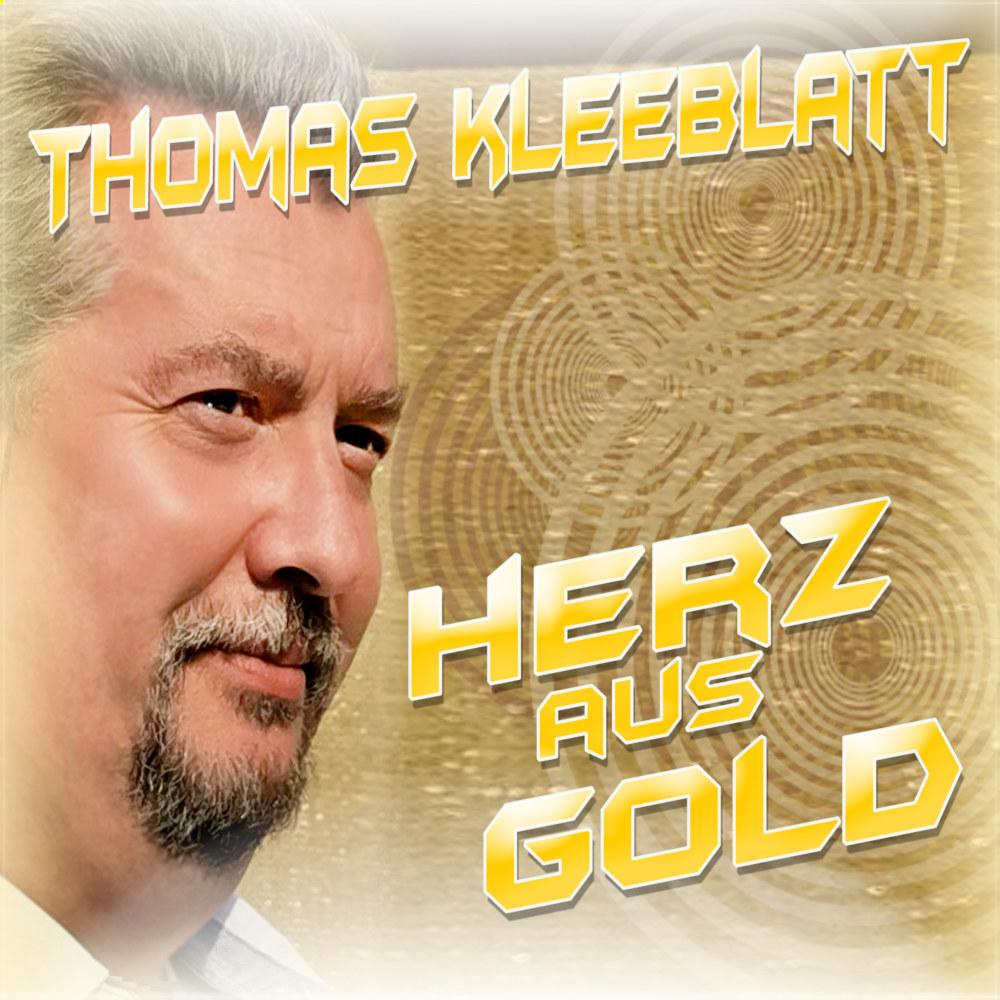 Thomas Kleeblatt Herz Aus Gold