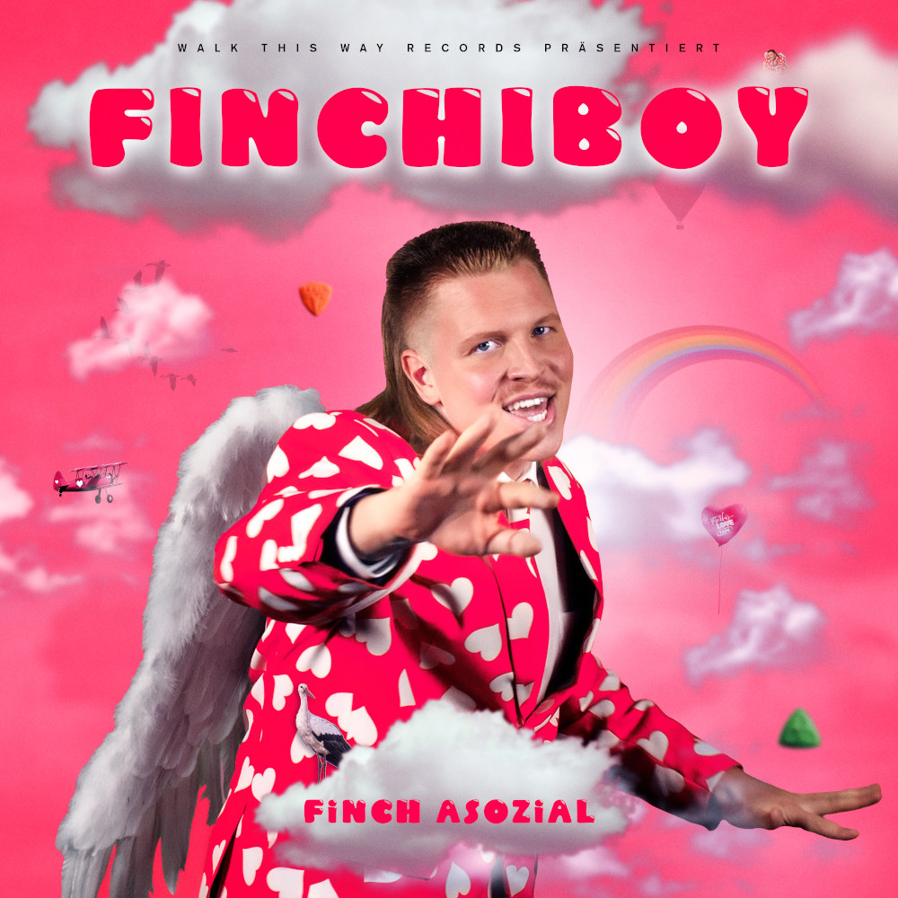 Finch Asozial Finchiboy