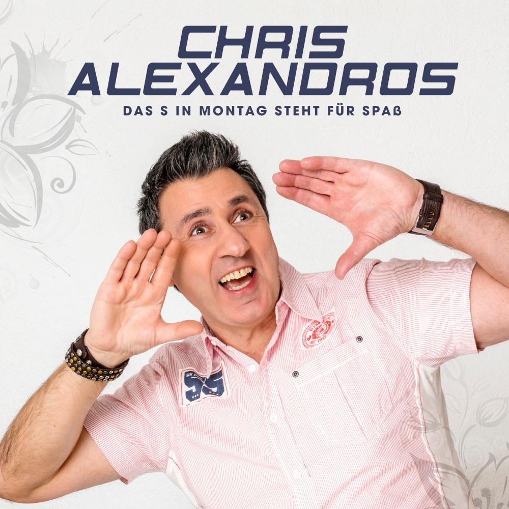 Chris Alexandros Das S In Montag Steht Für Spaß
