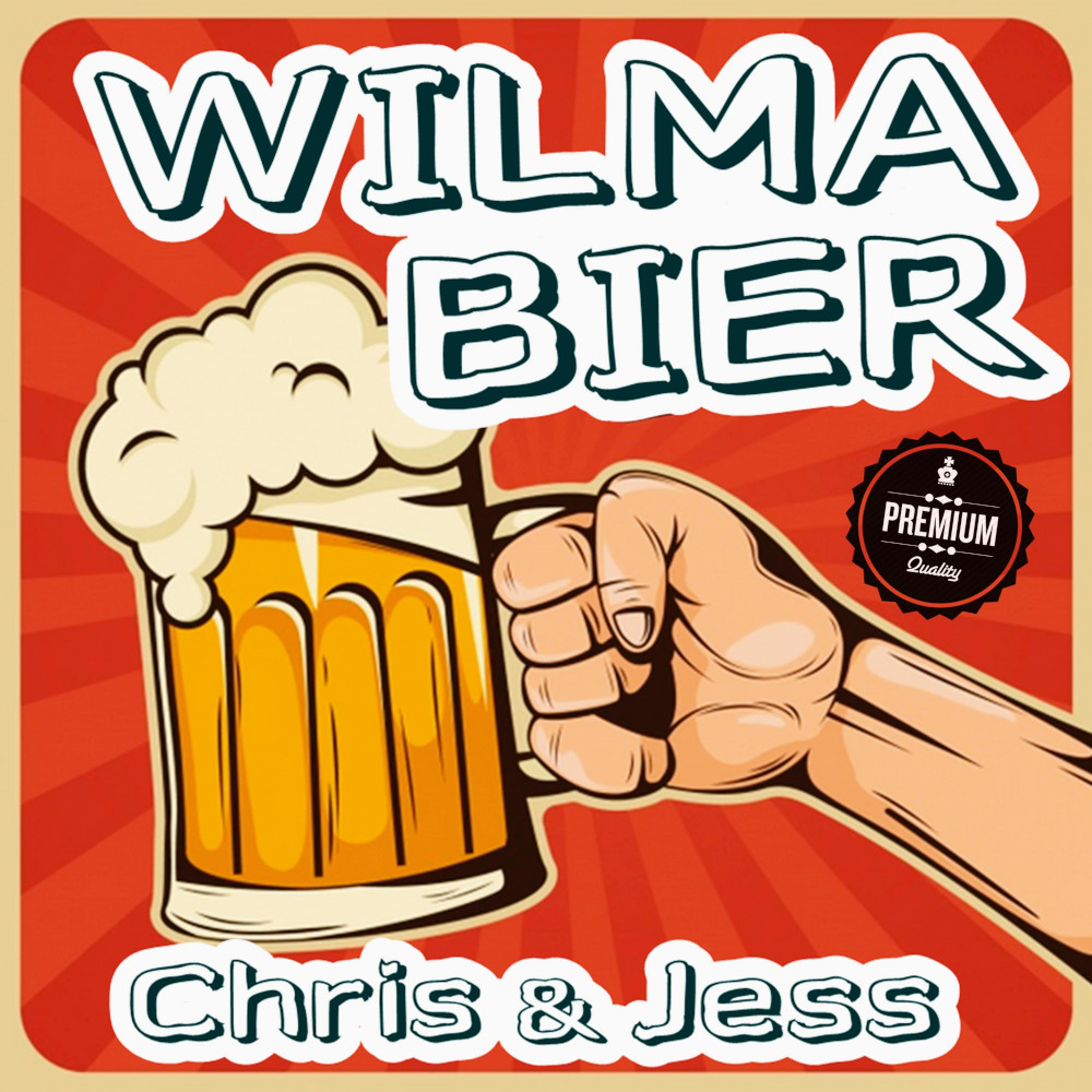 Chris & Jess Wilma Bier