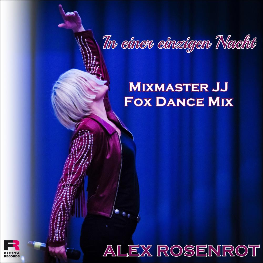 Alex Rosenrot In Einer Einzigen Nacht