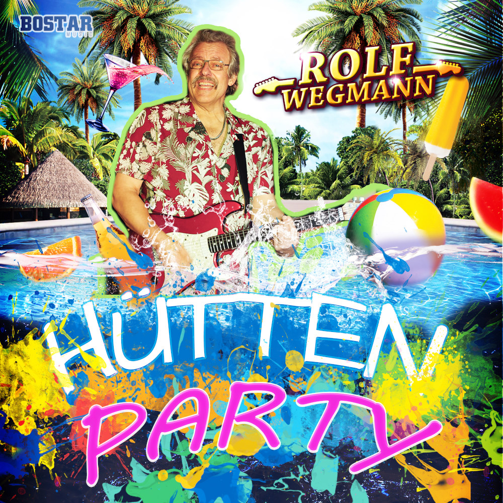 Rolf Wegmann Hüttenparty