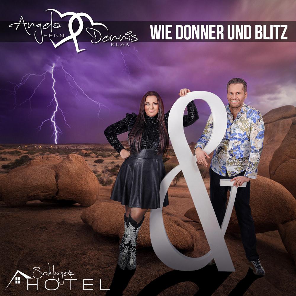 Angela Henn & Dennis Klak Wie Donner Und Blitz