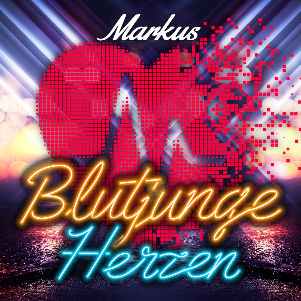 Markus Blutjunge Herzen