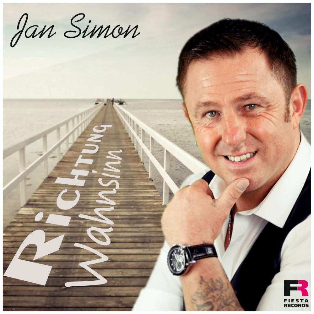 Jan Simon Richtung Wahnsinn