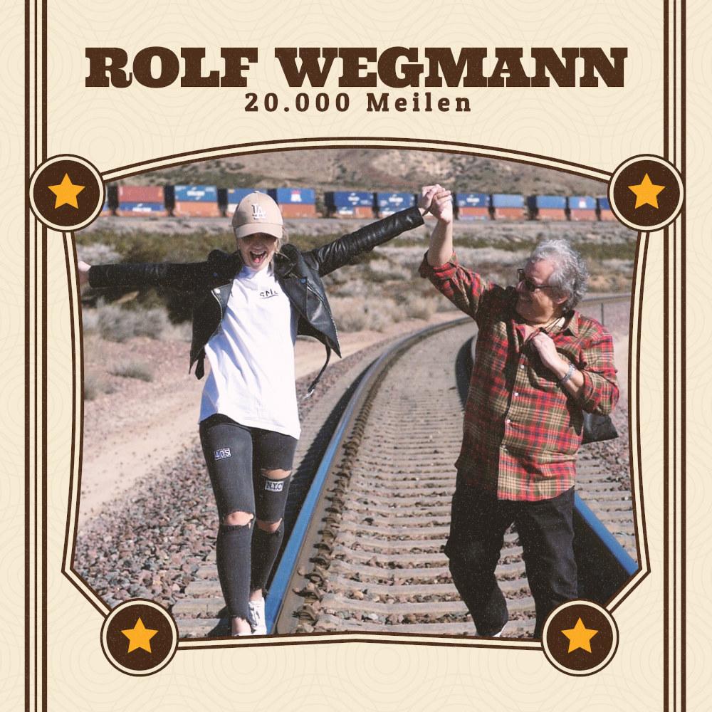 Rolf Wegmann 20.000 Meilen